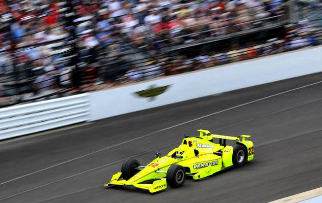 Pagenaud a gagné à Indianapolis sur le circuit routier, mais pas encore sur le Speedway...