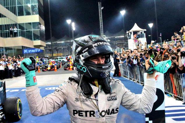 La retraite à 31 ans pour Nico Rosberg : pas du tout l'intention de Simon !