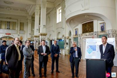 Antwerp Meets Antwerp speech